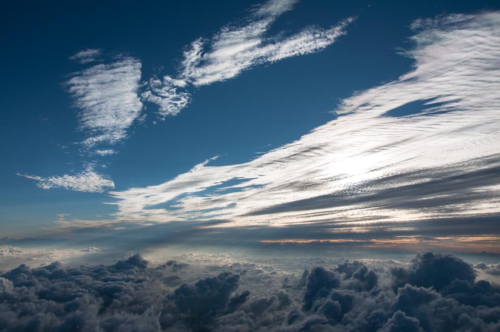 富士山頂 ご来光5