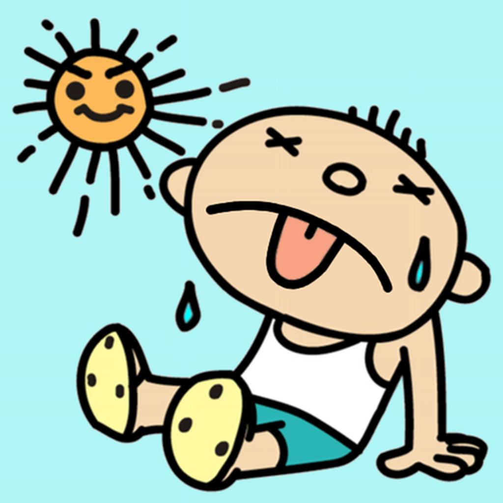 熱中症警戒計
