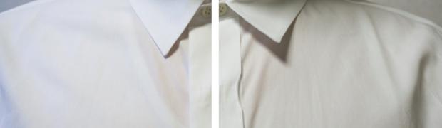 白シャツでも透けないインナー!ユニクロの「エアリズムシームレスVネックT」が最強!