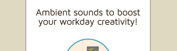 【WEB】集中力倍増!カフェの雑音を演出できる「Coffitivity」が快適すぎる!