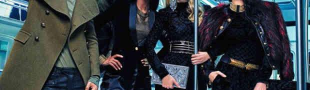 バルマンとH&Mのコラボが決定!!バイカーパンツとスニーカーがやばいぞ!!