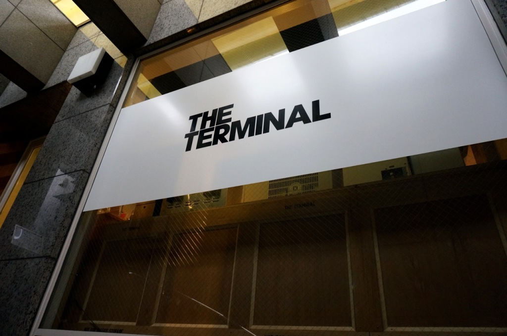 the terminal3