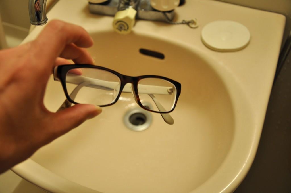 メガネ洗浄0022