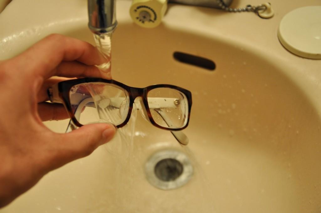 メガネ洗浄0027