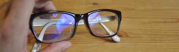 サクッと簡単にメガネの汚れを洗い流せる「メガネのシャンプー」!!