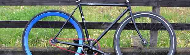いやー困った!自転車(ピストバイク)のフロントフォークがぶっ壊れた!