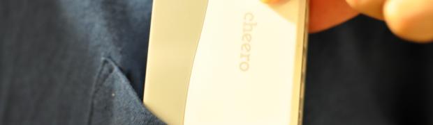 cheeroのUSB充電ACアダプタを一週間使ってみて見えてきた良いとこ、これはどうなの?ってとこ。