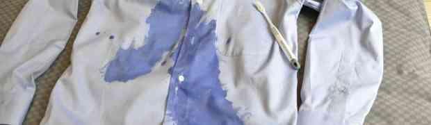 洗濯物の油汚れ・シミを簡単に落とせちゃう方法!台所用洗剤は、洗濯物にも使うべき!?