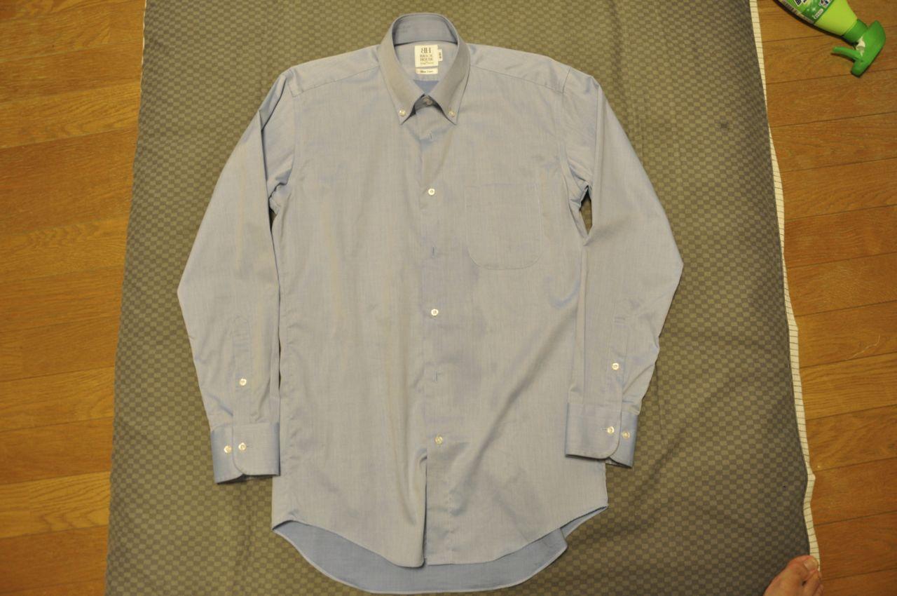 シャツ油汚れ0620