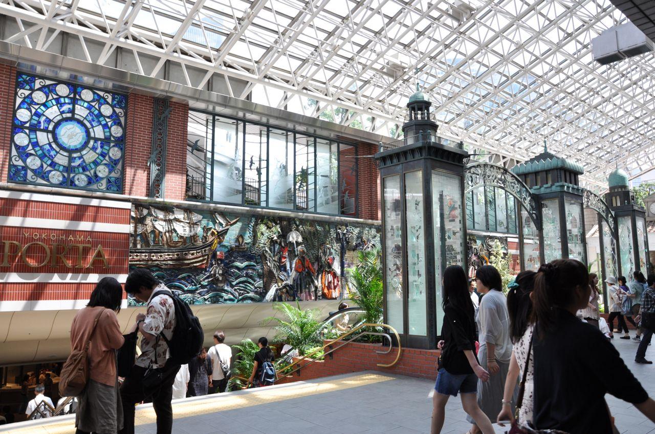 横浜駅0625