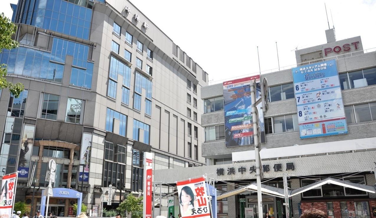 横浜駅0627