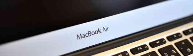 【Mac】ついにMacBook Airを購入したので、開封の儀ってやつをやってみる。