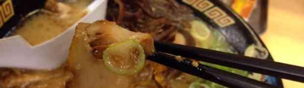 鹿児島でおすすめのラーメンならこれ!「豚とろラーメン」のとろとろチャーシューが絶品すぎる!
