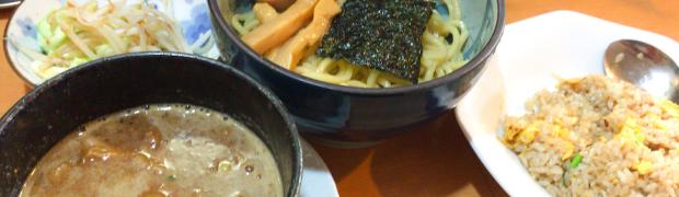【大宮】超どろっどろ豚骨魚介つけ麺!超激安チャーハンが舌を唸らせる「葱次郎」!