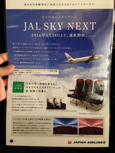 jal sky next6