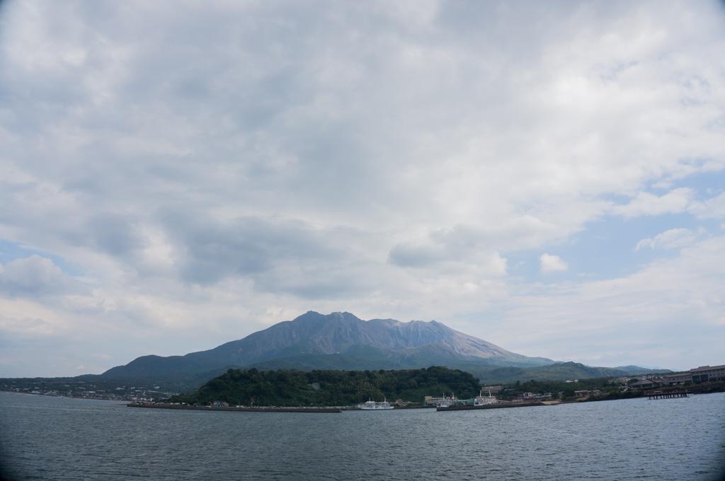 桜島 足湯5