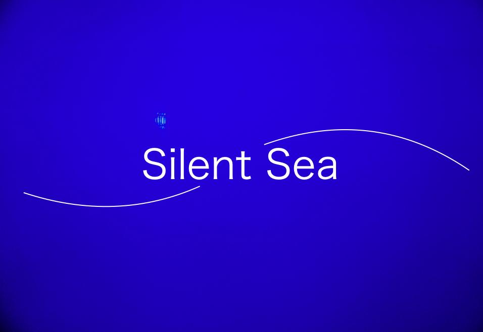 沈黙の海0