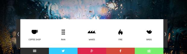 WEBで環境音やノイズを流してくれる「SOUNDROWN」がパワーアップ!雨+波みたいな音の組み合わせができる!!