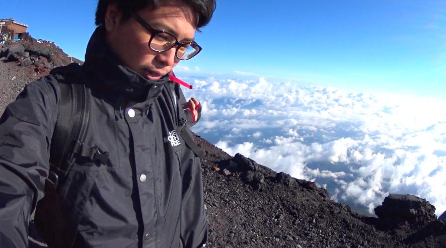 富士登山2-3