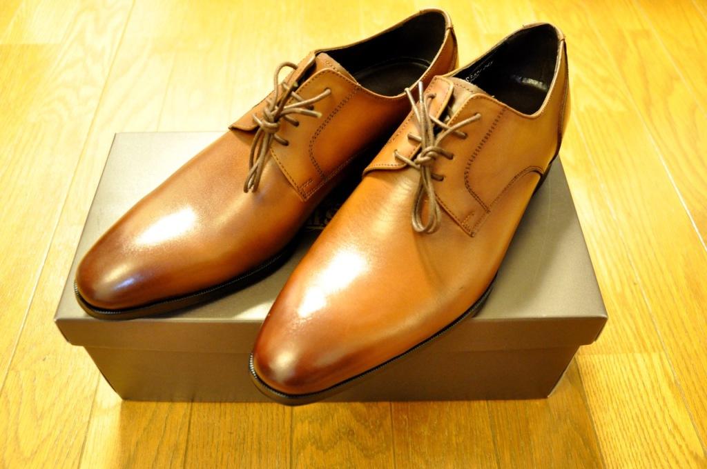 革靴 手入れ7