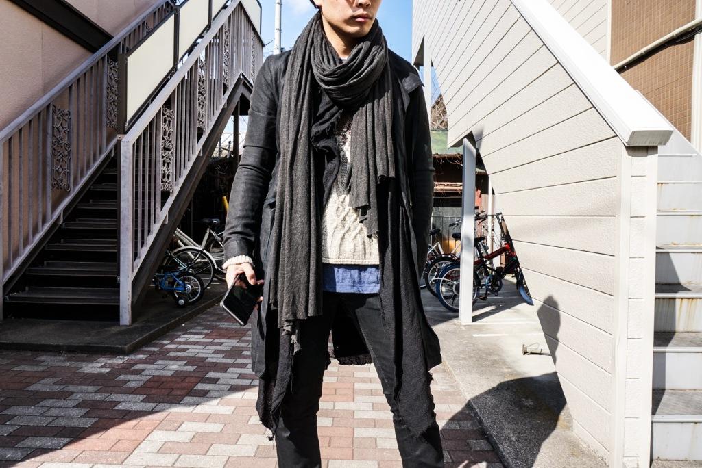 fashion コーデ1