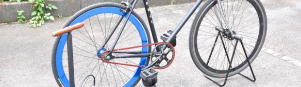 ロード、クロス、ピストバイクの空気の入れ方!仏式(フレンチバルブ)の扱い方!